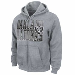 Oakland Raiders Touchback V Steel Hood