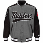 Oakland Raiders Tradition Jacket