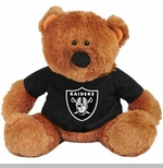 Oakland Raiders Traditional Bear
