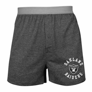 Oakland Raiders Training Camp Boxers - Click to enlarge