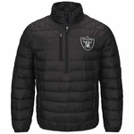 Oakland Raiders Triangle Offense Jacket