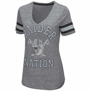 Raiders Triple Play Pirate Tee - Click to enlarge