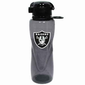 Oakland Raiders Triton Water Bottle - Click to enlarge