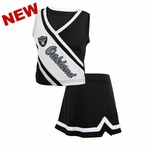 Oakland Raiders Two Piece Cheer Youth Set