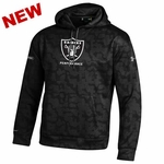 Oakland Raiders Under Armour Novelty Hood
