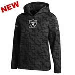 Oakland Raiders Under Armour Youth Novelty Hood