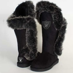 Oakland Raiders Victorious Boot