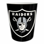 Oakland Raiders Waste Basket