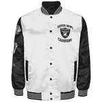 Oakland Raiders Wheelhouse Jacket