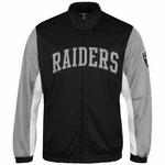 Oakland Raiders Wild Card Lightweight Jacket