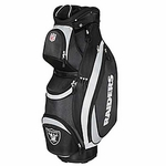 Raiders Wilson Logo Cart Golf Bag
