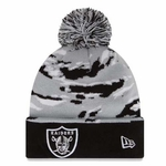 Oakland Raiders New Era Winter Safari Knit