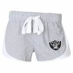 Oakland Raiders Women's Tradition Shorts