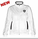 Oakland Raiders Women Tag Up Track Jacket