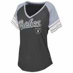 Oakland Raiders Womens Clubhouse Tee