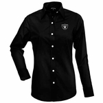 Oakland Raiders Womens Dynasty Shirt Black