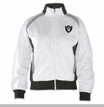 Oakland Raiders Womens Gold Medal Jacket