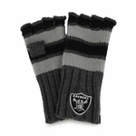 Oakland Raiders Womens Highland Mitten