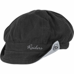 Oakland Raiders Womens Jiff Fashion Cap