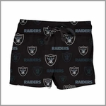 Oakland Raiders Womens Sleepwear Merchandise