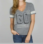Oakland Raiders Womens Tailgate Tee