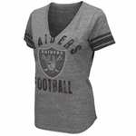 Oakland Raiders Womens Team Captain Tee