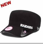 Oakland Raiders Womens Tech Essential Military