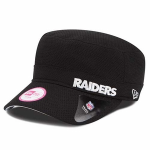 Oakland Raiders Womens Tech Essential Military - Click to enlarge