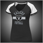 Oakland Raiders Womens Tees Merchandise