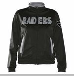 Oakland Raiders Womens Training Camp Jacket
