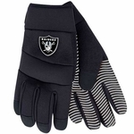 Oakland Raiders Work Gloves