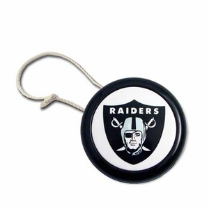 Oakland Raiders Yo-Yo - Click to enlarge