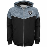 Oakland Raiders Youth Break Point Hood