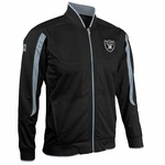 Oakland Raiders Youth Gameday Track Jacket