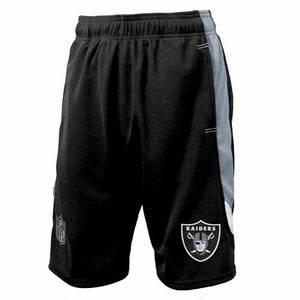 Oakland Raiders Youth Kick Off Shorts - Click to enlarge