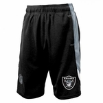 Oakland Raiders Youth Kick Off Shorts