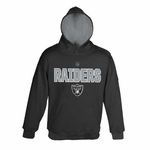 Oakland Raiders Youth Performance Hood