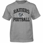 Oakland Raiders Youth Play Action Tee