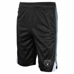 Oakland Raiders Youth Shorts - Click to enlarge