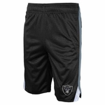 Oakland Raiders Youth Shorts
