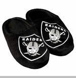 Oakland Raiders Youth Slipper
