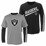 Oakland Raiders Youth Squad Combo Set