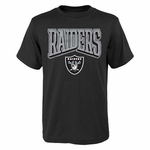 Oakland Raiders Youth Totally Chill Tee