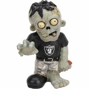 Oakland Raiders Zombie - Click to enlarge