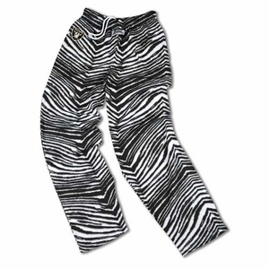 Oakland Raiders Zubaz Pant - Click to enlarge