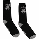Oakland Toddlers Team Color Raiders Sock  5-61/2