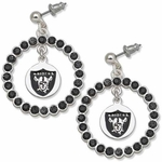 Raiders Spirit Earrings