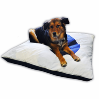 Ella Vickers Sailcloth Dog Bed Cover