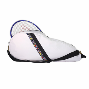Ella Vickers Sailcloth Tennis Backpack - Click to enlarge