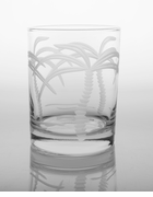 Palm Tree DOF Glasses<br>Set of 4